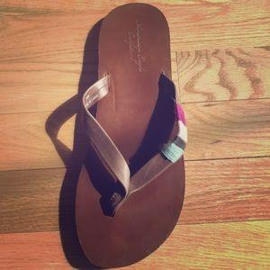 AEO Flip Flops